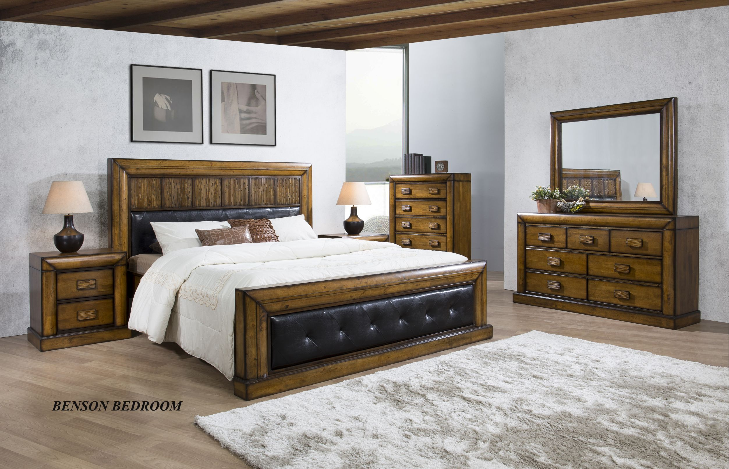 BENSON BEDROOM