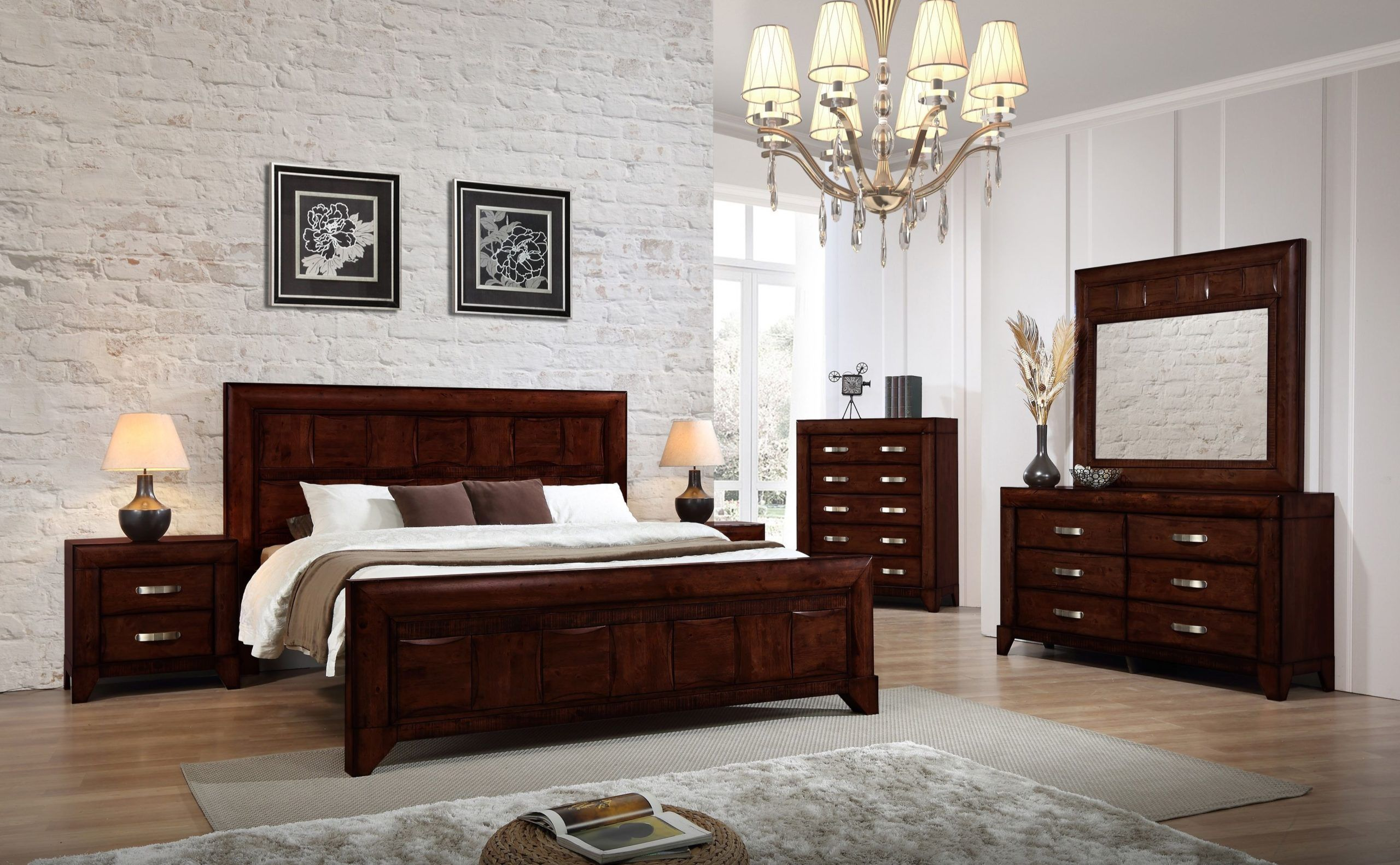 Bedroom Furniture Manufacturer - Wooden Collection