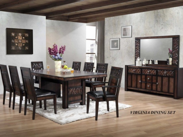 VIRGINIA DINING SET