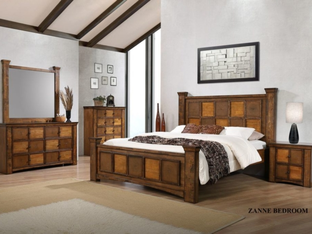 ZANNE BEDROOM