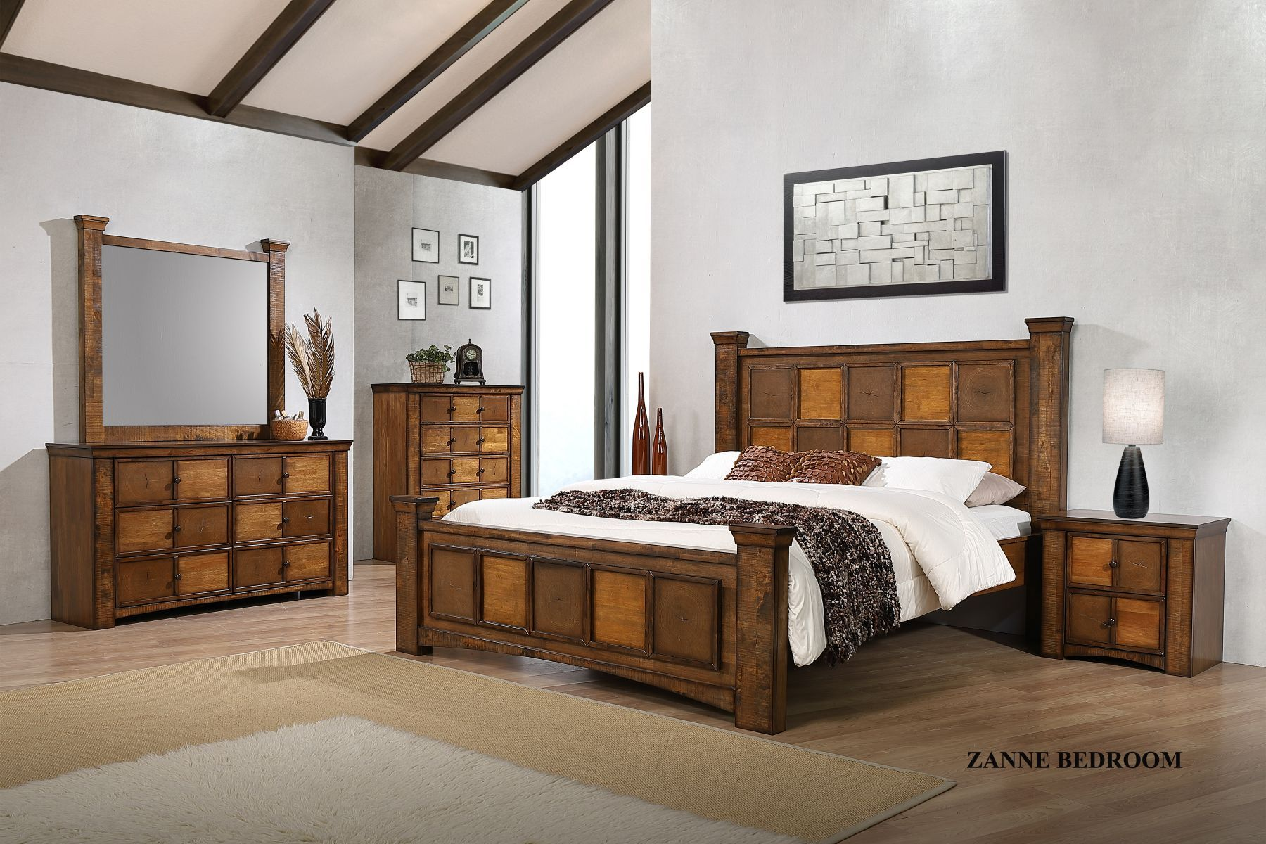 The Best Things To Have With A Wooden Bedroom Furniture - Decortage